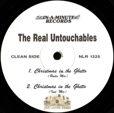 The Real Untouchables - Christmas In The Ghetto
