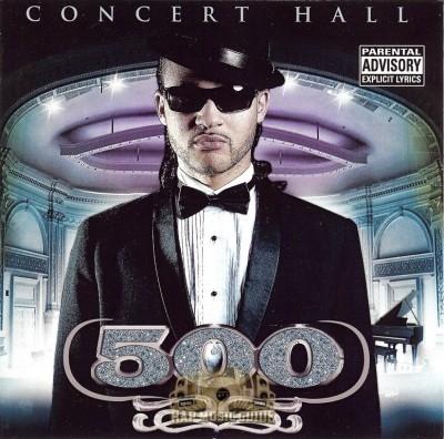500 - Concert Hall