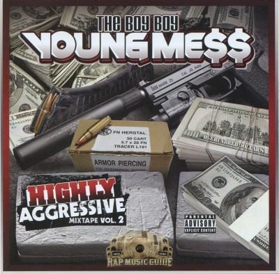 The Boy Boy Young Mess - Highly Aggressive Mixtape Vol. 2