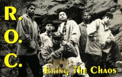 R.O.C. - Bring the Chaos