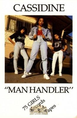 Cassidine - Man Handler