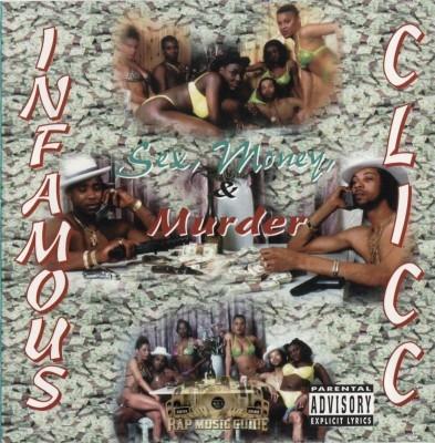 Infamous Clicc - Sex, Money, & Murder
