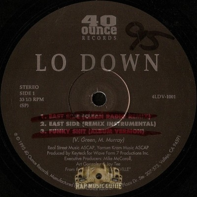 Lo Down - East Side