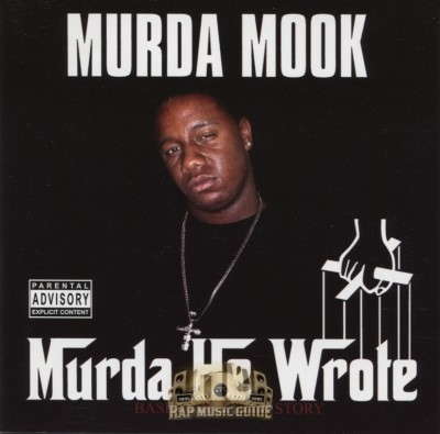 Murda Mook - Murda He Wrote