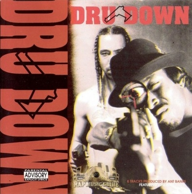 Dru Down - Fools From The Streets