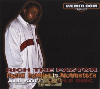 Rich The Factor - Peach Cobbler To Mobbsters All Solo Triple Disc