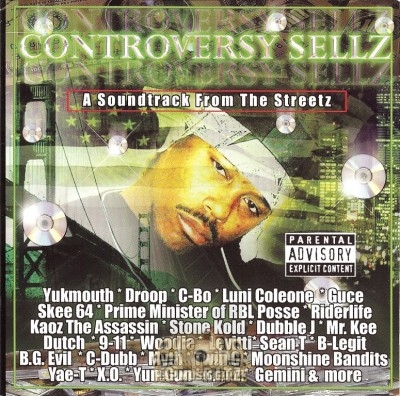 Controversy Sellz - A Soundtrack From The Streetz