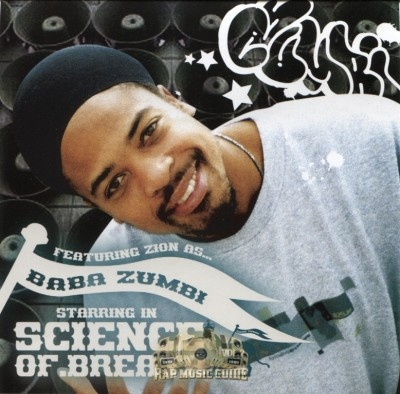 Baba Zumbi - Science Of Breath Vol. 2