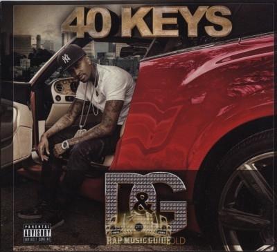 40 Keys - Diamonds & Gold