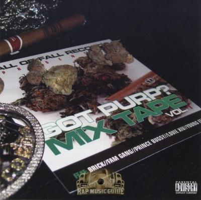 Got Purp? - Mix Tape Vol. 1