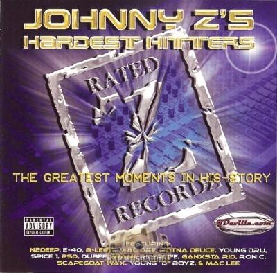 Johnny Z - Hardest Hitters