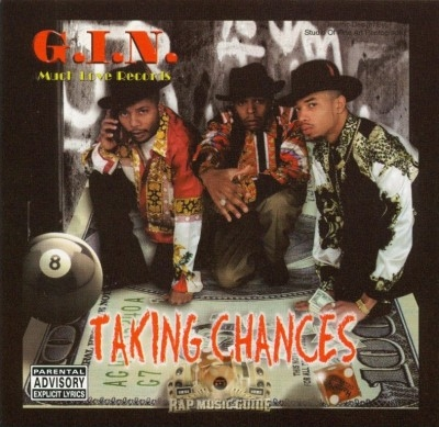 G.I.N. - Taking Chances
