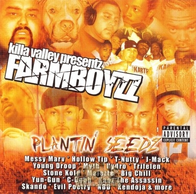 Farmboyzz - Plantin' Seedz