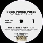 Dogg Pound Posse - Ride Me Like A Pony