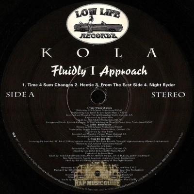 Kola - Fluidly I Approach