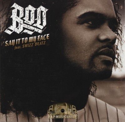 Boo The Boss Player - Say It To My Face