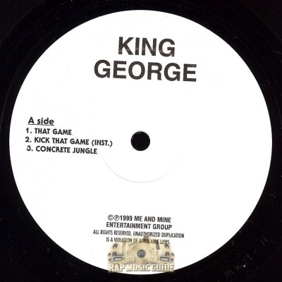 King George - No Limit EP