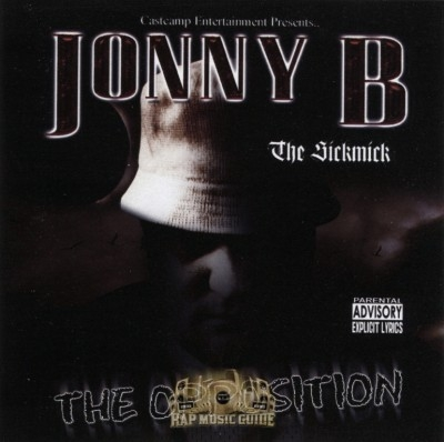 Jonny B - The Opposition