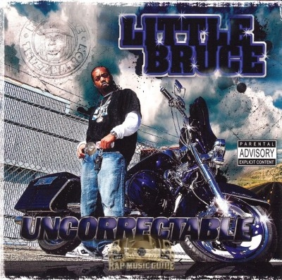 Little Bruce - Uncorrectable