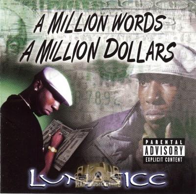Lunasicc - A Million Words, A Million Dollars