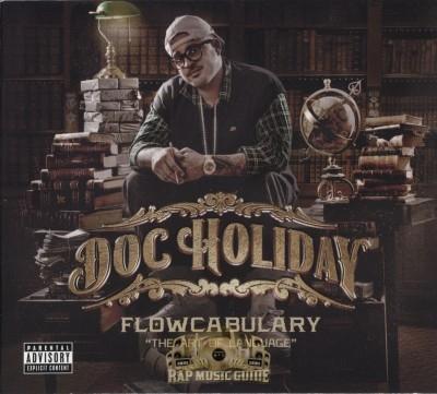 Doc Holiday - Flowcabulary: The Art Of Language