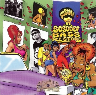 So So Def Bass All-Stars - So So Def Bass All-Stars Compilation