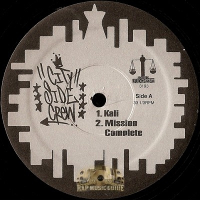 City Side Crew - Kali / Mission Complete