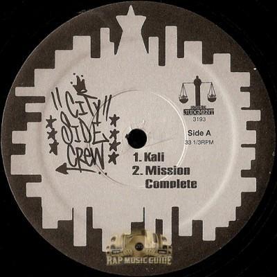 City Side Crew - Kali / Mission Complete