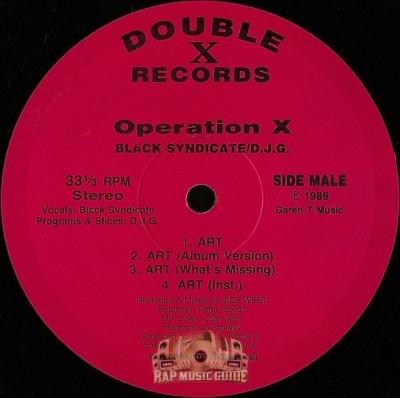 Operation X - Art / Jezebel