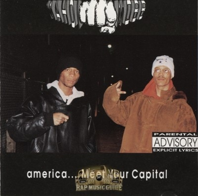 Mahdi Mobb - America...Meet Your Capital