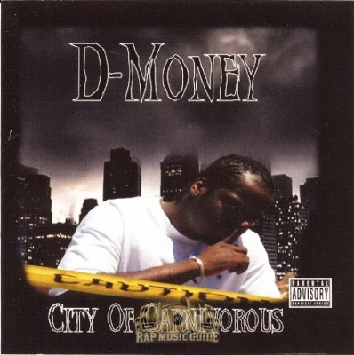 D-Money - City Of Carnivorous