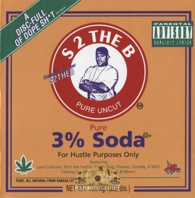 S2theB - 3% Soda