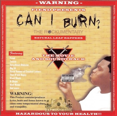 Fiend - Can I Burn