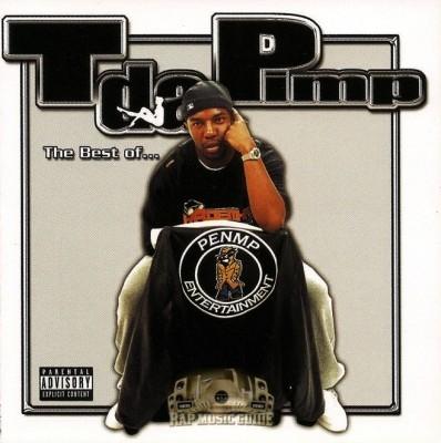 T Da Pimp - The Best Of...