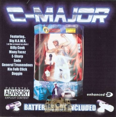 C-Major - Batteries Not Included