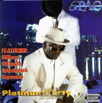 6 Pac - Platinum Party