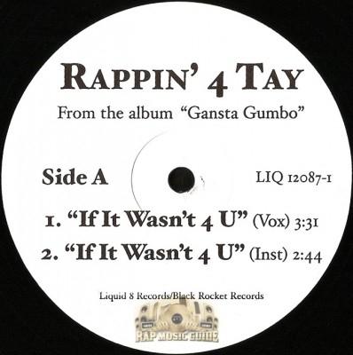 Rappin' 4-Tay - Gangsta Gumbo EP