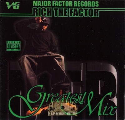 Rich The Factor - Greatest Mix