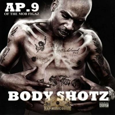 AP.9 - Body Shotz (Limited Edition)