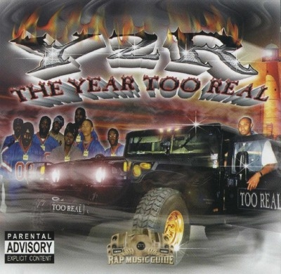 Y-2-R - The Year Too Real