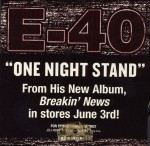 E-40 - One Night Stand