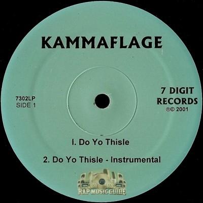 Kammaflage - Do Yo Thisle