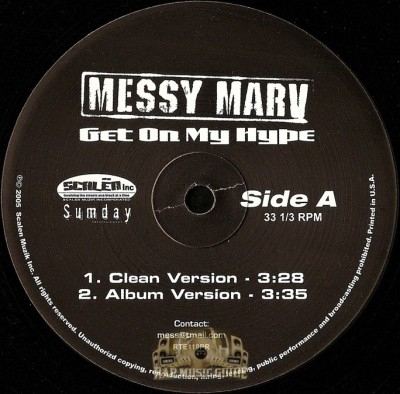 Messy Marv - Get On My Hype
