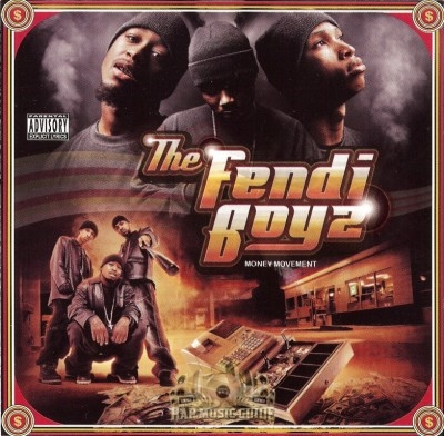 The Fendi Boyz - Money Movement