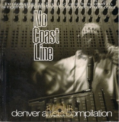 No Coast Line - Denver Artist Compilation
