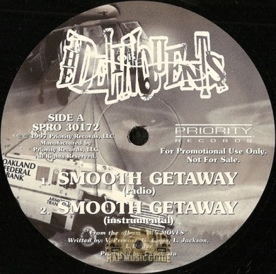 Delinquents - Smooth Getaway