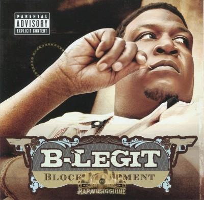 B-Legit - Block Movement