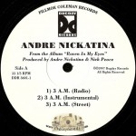 Andre Nickatina - Raven In My Eyes EP