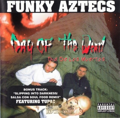 Funky Aztecs - Day of the Dead