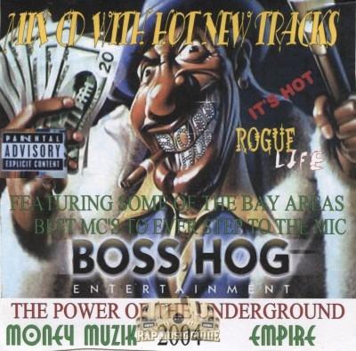 Boss Hog Entertainment - Mixtape CD
